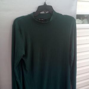Derik ♥ L/S Crew Neck Dress Size L